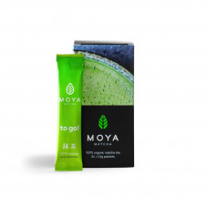 BIO Moya Matcha Traditional To Go! – 24 x 1,5g sáček
